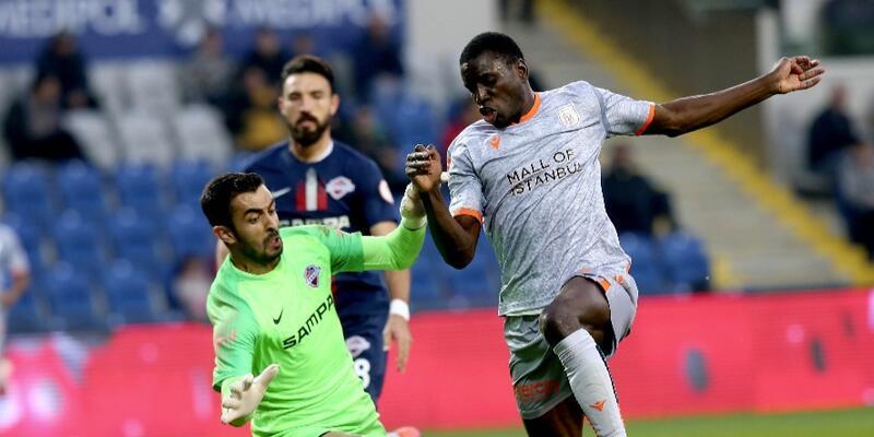Başakşehir kupada rahat turladı