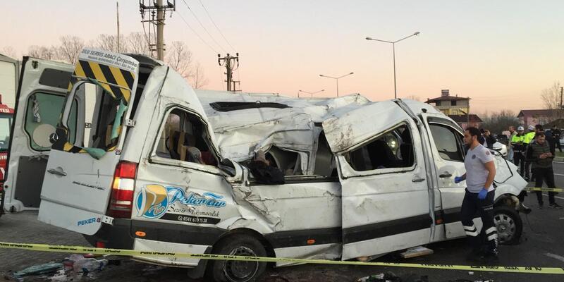 Öğrencilerin öldüğü kazada sürücüler serbest kaldı