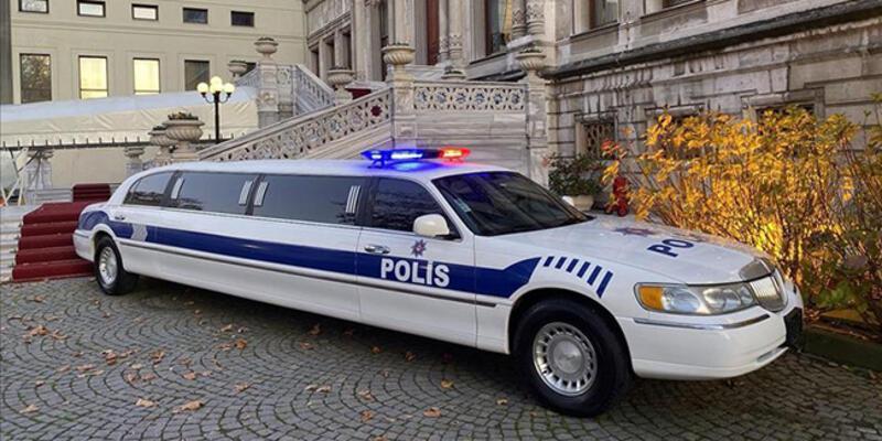 Çırağan'daki polis limuzinin gizemi çözüldü