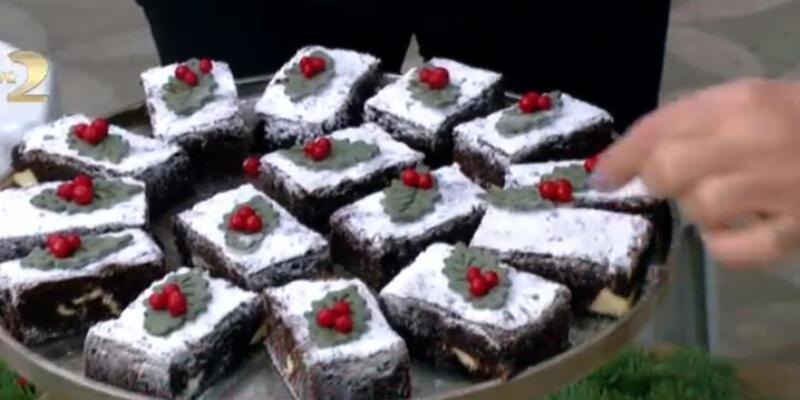 Yeni yıl sofralarına özel lezzetler