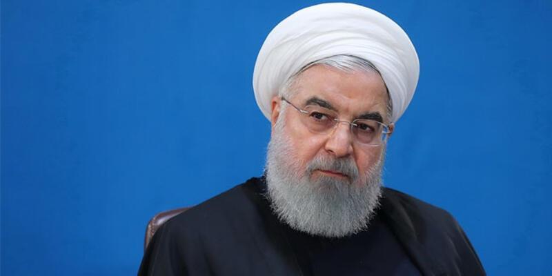 Ruhani'den ABD'ye karşı net çağrı: Kökünü kurutmalıyız