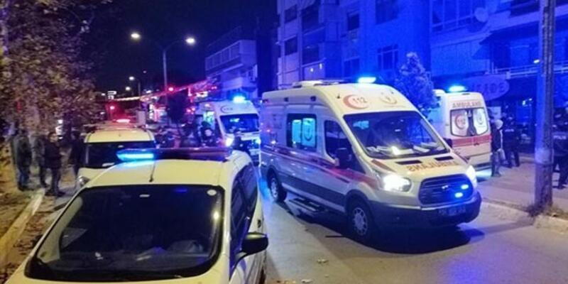 İstanbul'da eğlence mekanında bıçaklı kavga! Yaralılar var