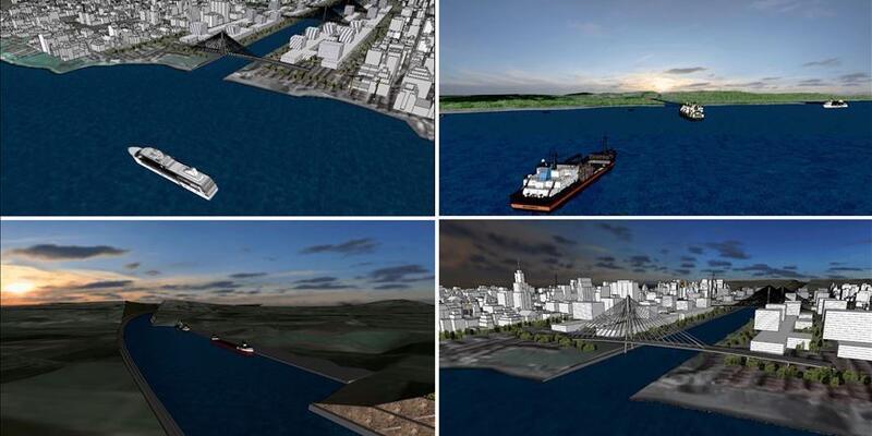 Kanal İstanbul Projesi için 304 noktada sondaj yapıldı