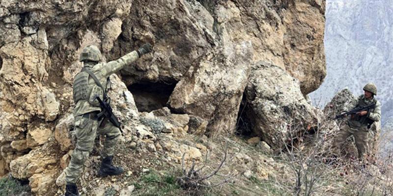 Son dakika... Irak'ın kuzeyinde 3 terörist etkisiz hale getirildi