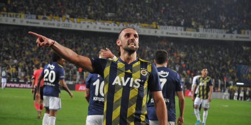 Fenerbahçe 3-1 Beşiktaş MAÇ ÖZETİ