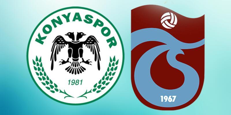 Konyaspor Trabzonspor maçı ne zaman, saat kaçta, hangi kanalda?