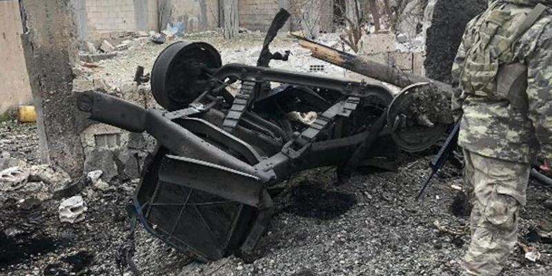 MSB: Telabyad'daki saldırıda 8 sivil hayatını kaybetti