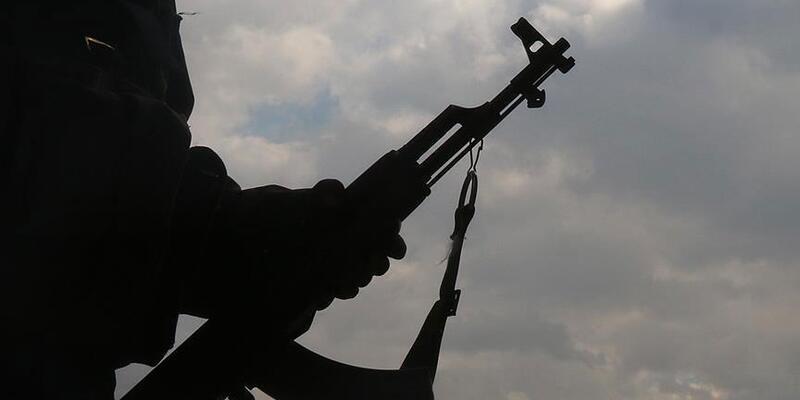 Mardin'de PKK'lı terörist, ikna edilerek teslim oldu