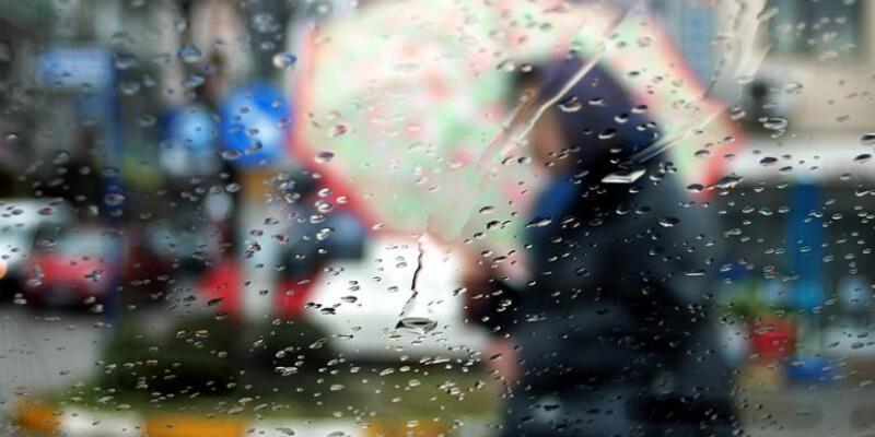 Meteorolojiden yağış ve fırtına uyarısı yapıldı