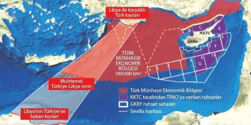 Doğu Akdeniz'de en kötü senaryo ortadan kalktı!