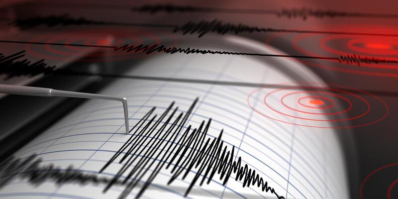 Akdeniz'de peş peşe korkutan depremler