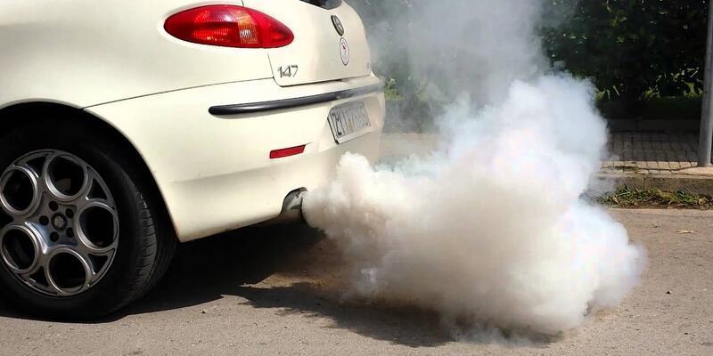 Egzozdan çıkan duman tehlike sinyali olabilir