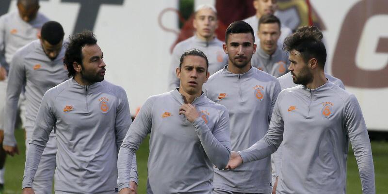 Galatasaraylı Taylan Antalyalı'ya Konyaspor talip