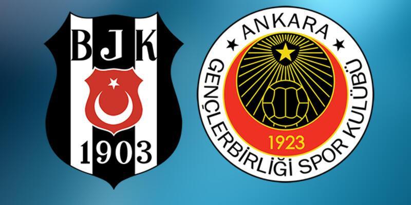 Beşiktaş Gençlerbirliği maçı ne zaman, saat kaçta? (BJK - Gençlerbirliği)