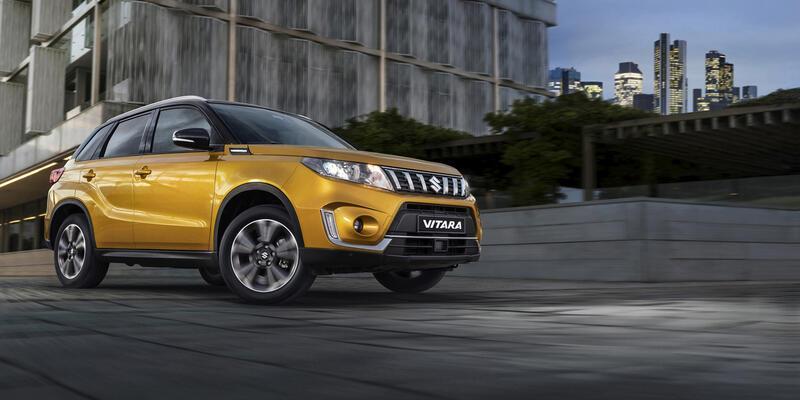 Suzuki, 2020 model Vitara'da fiyatı sabitledi