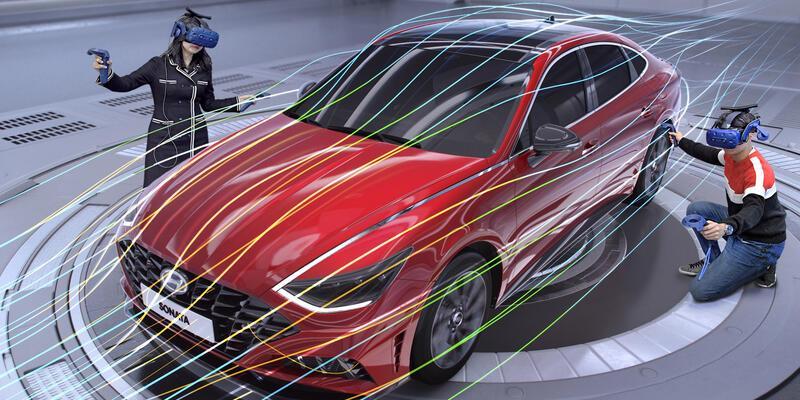 Hyundai sanal tasarlayacak