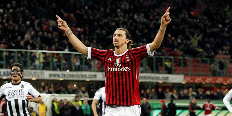 Milan Zlatan Ibrahimovic'i resmen açıkladı