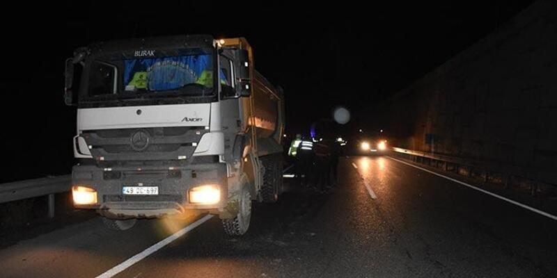Bilecik-Eskişehir yolunda otobüs kazası! Yaralılar var