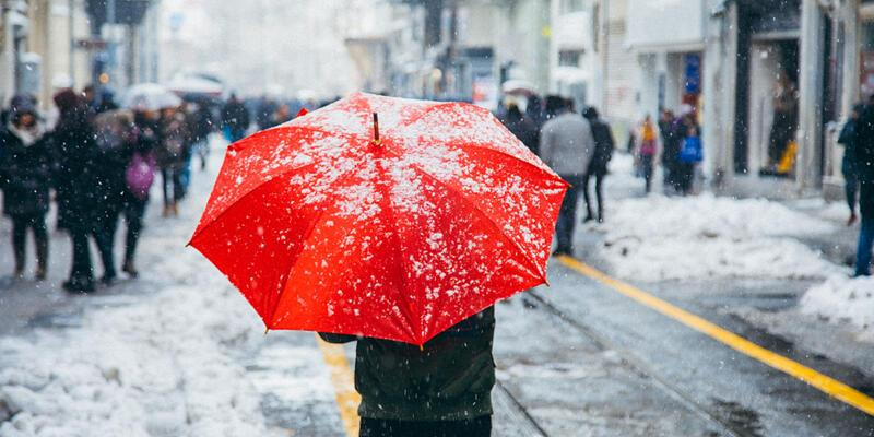 Kar yağışı başladı, uyarı geldi: Meteoroloji'den son açıklama!