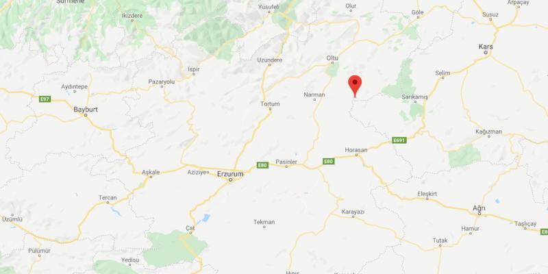 Erzurum-Kars sınırında korkutan deprem!