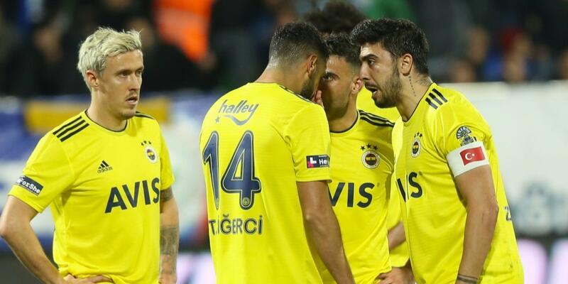 Rizespor 1-2 Fenerbahçe MAÇ ÖZETİ