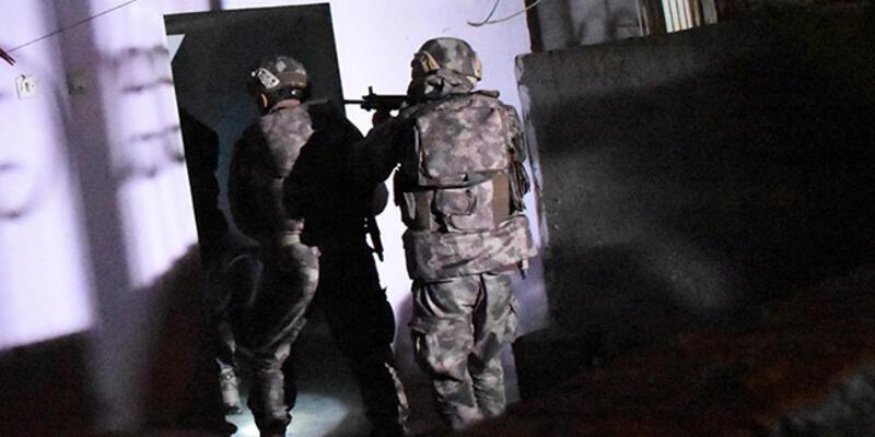 Son dakika! Terör örgütü DEAŞ'a peş peşe operasyonlar: Çok sayıda gözaltı var