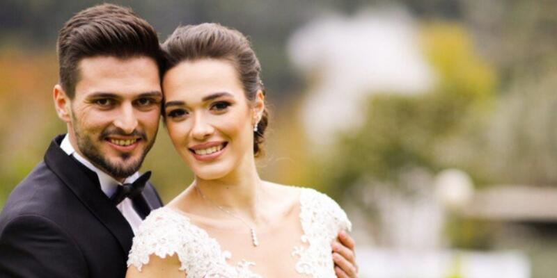 Okay Yokuşlu ile Melisa Kerman evlendi
