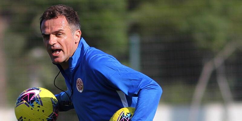Antalyaspor'da Stjepan Tomas dönemi sona erdi