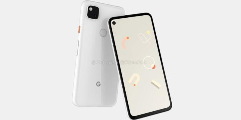 Pixel 4a tasarımı ile ana modelden daha şık görünecek