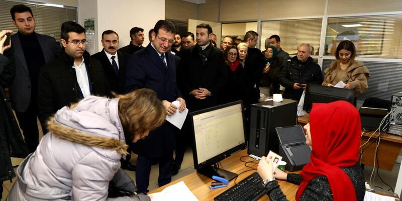 İmamoğlu, Kanal İstanbul'a itiraz dilekçesini verdi