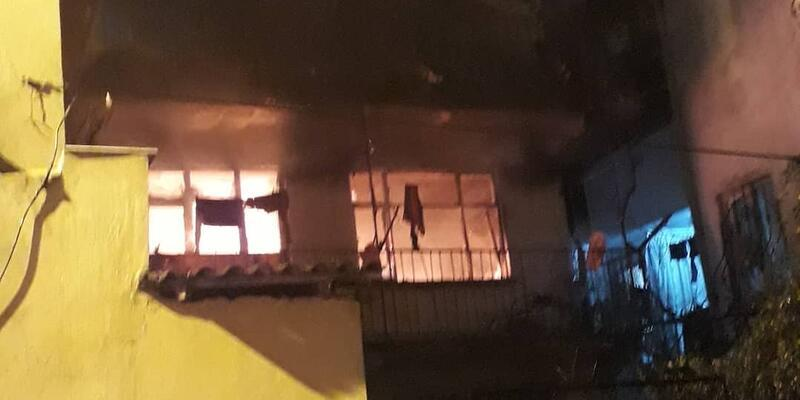 Bursa'da can pazarı... Alevler içinde kalan 12 kişi kurtarıldı