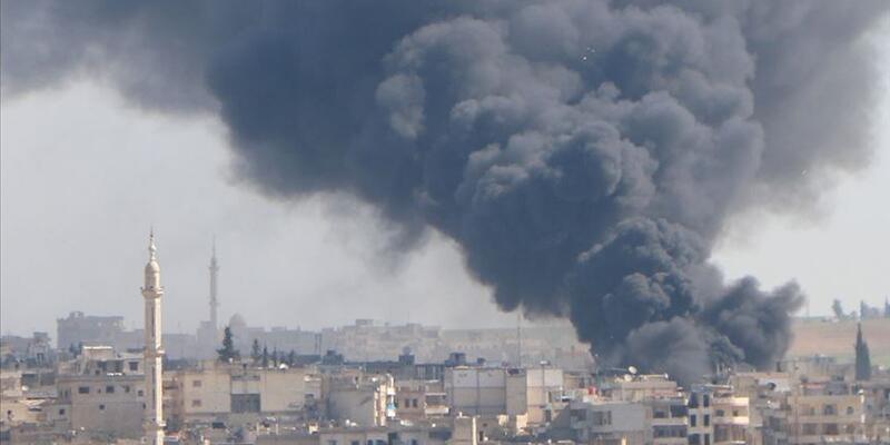 Rejim yine İdlib'e saldırdı! 4'ü çocuk 8 kişi hayatını kaybetti