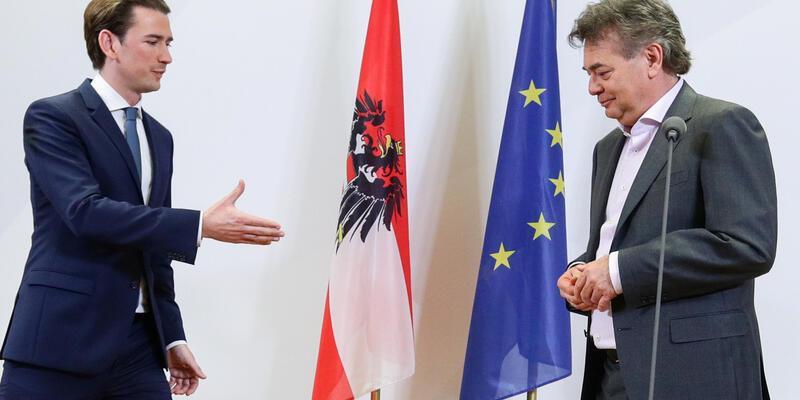 Avusturya'da kriz çözüldü, anlaşma sağlandı