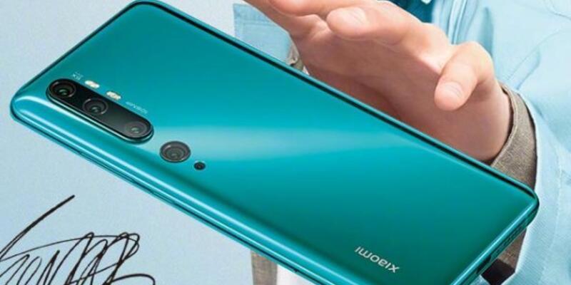Xiaomi Mi Note 10 : İddialı tasarım ve kameraları ile farklı