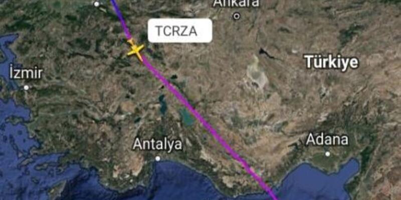 Beyrut uçağının pilotunun kalkış konuşmaları da ortaya çıktı: Destinasyon Beyrut