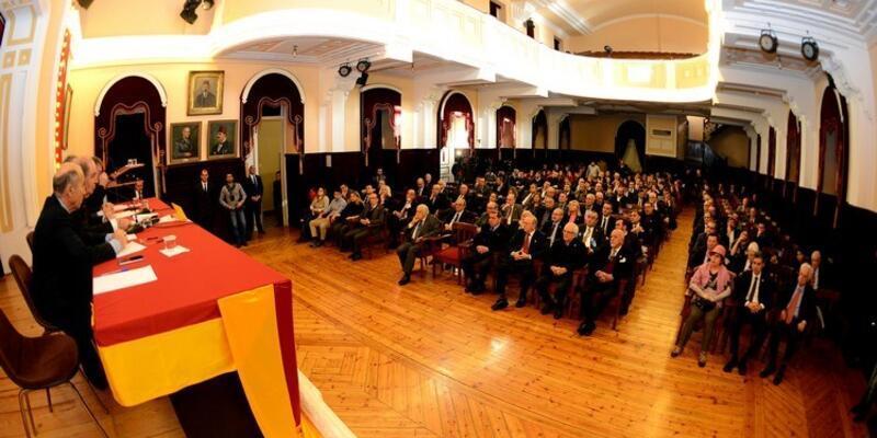 Galatasaray Kulübünde genel sekreterliğe Selçuk Rıza İren getirildi