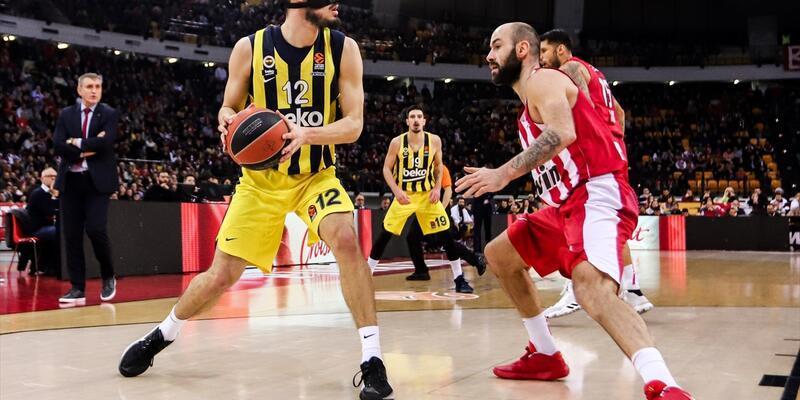 Fenerbahçe, Olympiakos'u deplasmanda yendi