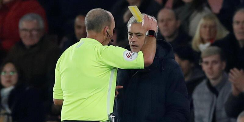 Jose Mourinho: Maçları VAR yönetiyor