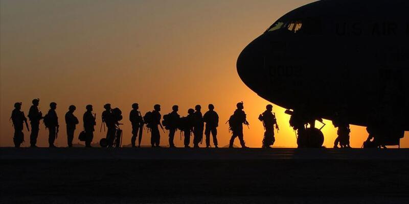 ABD'den Ortadoğu'ya asker sevkiyatı