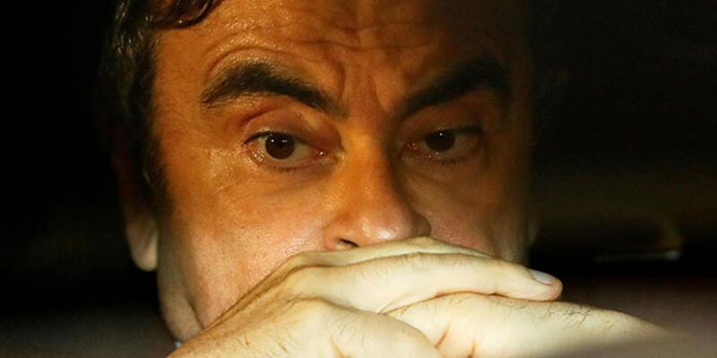 Carlos Ghosn'un film gibi kaçışıyla ilgili yeni gelişme
