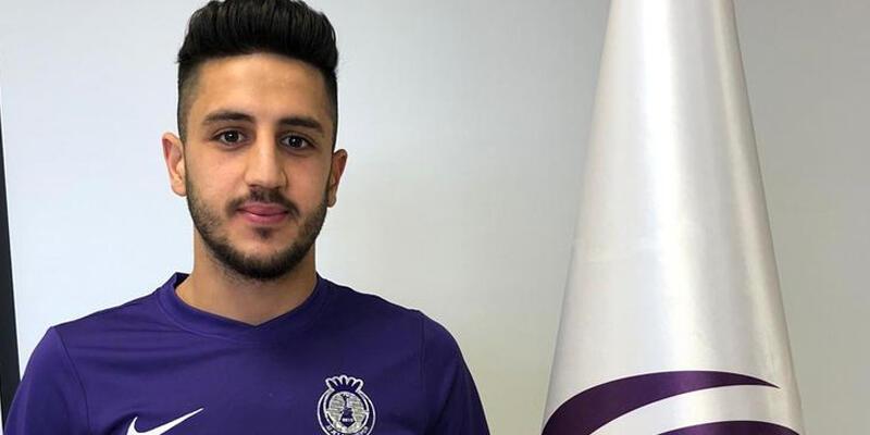 Galatasaraylı Ferhan Evren Afjet Afyonspor'da