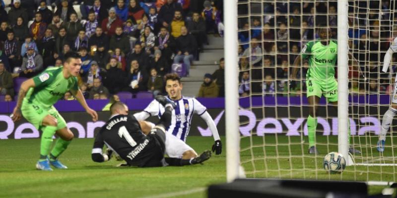 Enes Ünal 2 golle Valladolid'i sırtladı