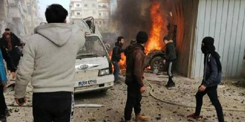 MSB duyurdu: Suriye rejimi 8 sivili öldürdü