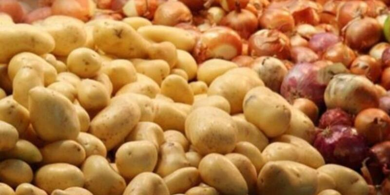 Son dakika! Soğan ve patatesin ihracatı izne tabi olacak