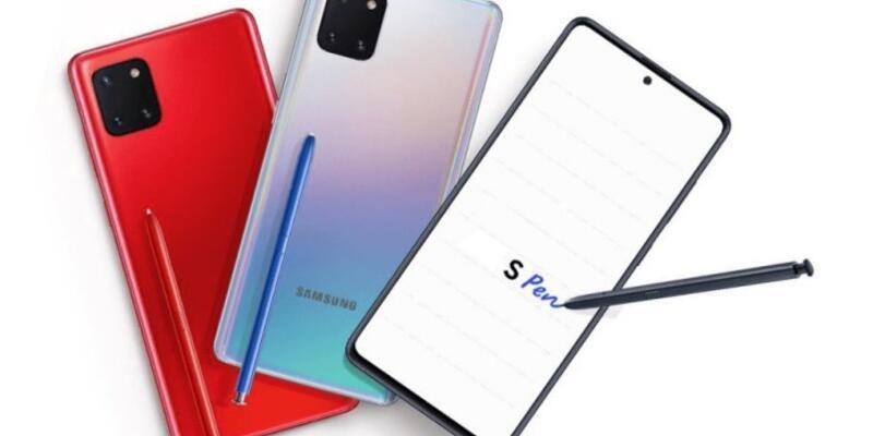 Samsung, Note 10 ailesine yeni bir üye ekledi