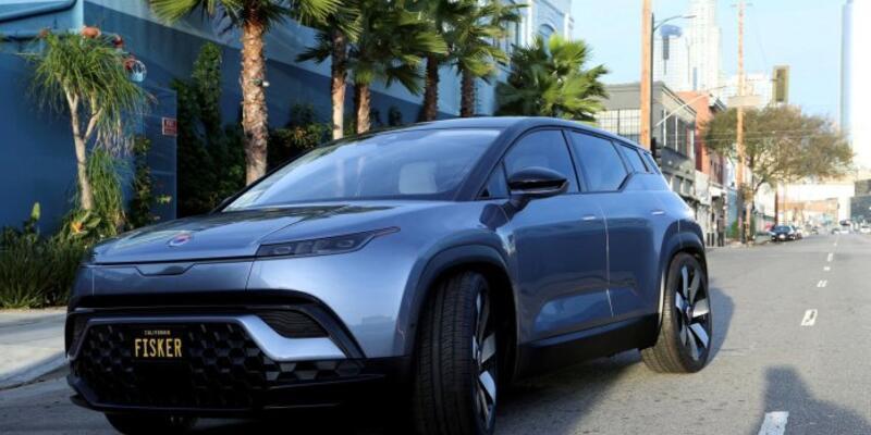 Fisker elektrikli SUV modeliyle Tesla'yı vuracak