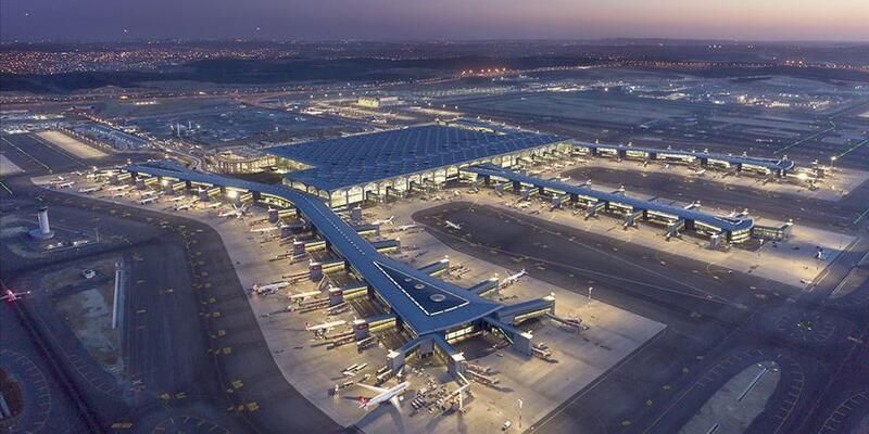 İstanbul Havalimanı'nda uçuşlar sorunsuz devam ediyor