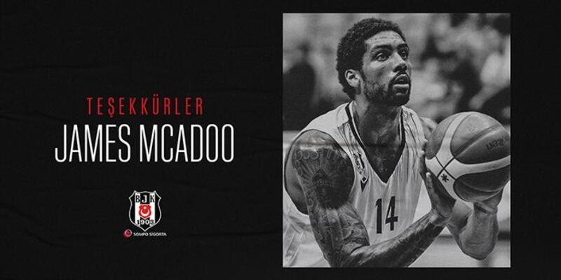 Beşiktaş McAdoo ile yollarını ayırdı