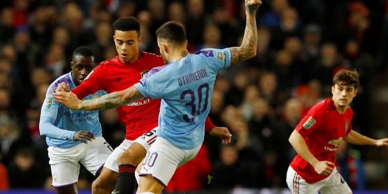 Manchester United - Manchester City CANLI YAYIN
