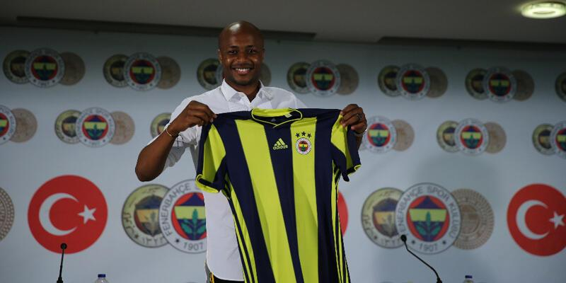 Andre Ayew hacklendi: Fenerbahçe'ye dönüyorum